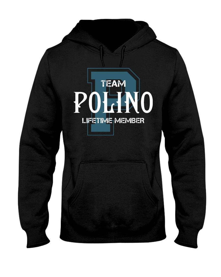 Team POLINO - Lifetime Member Hooded Sweatshirt