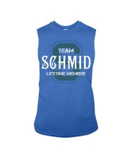 Team SCHMID - Lifetime Member Sleeveless Tee thumbnail