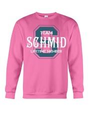 Team SCHMID - Lifetime Member Crewneck Sweatshirt thumbnail