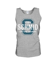 Team SCHMID - Lifetime Member Unisex Tank thumbnail