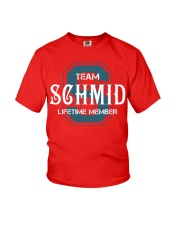 Team SCHMID - Lifetime Member Youth T-Shirt thumbnail