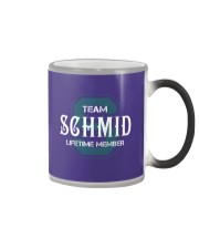 Team SCHMID - Lifetime Member Color Changing Mug thumbnail