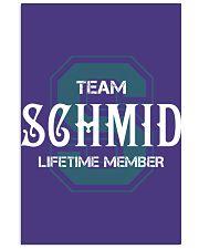 Team SCHMID - Lifetime Member 11x17 Poster thumbnail