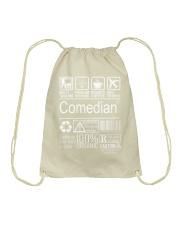 Comedian Drawstring Bag thumbnail