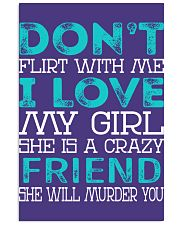 Friend - Dont Flirt Job Title 11x17 Poster thumbnail