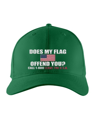 DOES MY AMERICAN FLAG OFFEND YOU