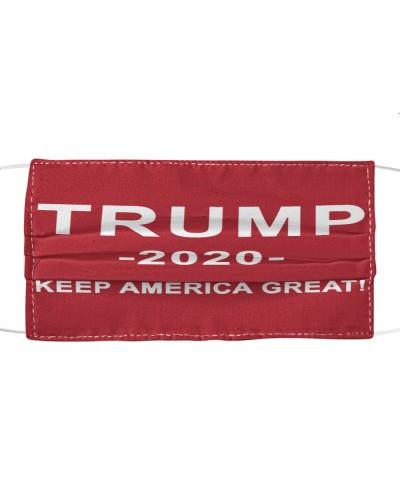 TRUMP 2020 MASK - KEEP AMERICA GREAT