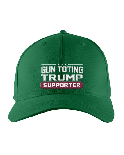 GUN TOTING TRUMP SUPPORTER