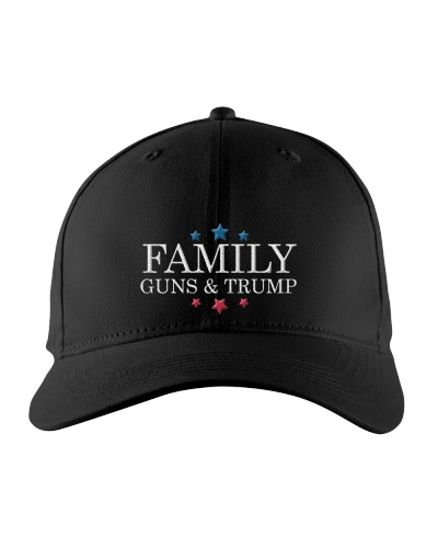 FAMILY GUNS TRUMP