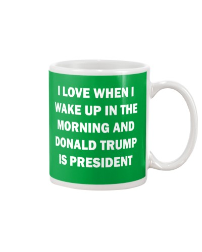 WAKE UP AND TRUMP IS STILL PRESIDENT