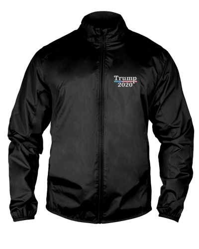 TRUMP 2020 JACKET AND POLO