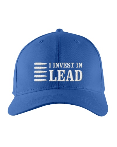 I INVEST IN LEAD