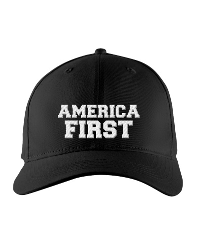 AMERICA COMES FIRST ALWAYS