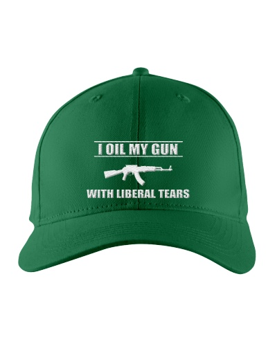 I OIL MY GUN WITH LIBERAL TEARS