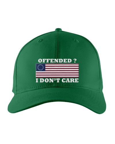 OFFENDED BY BETSY ROSS - I DON'T CARE