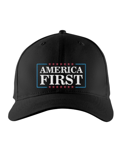 AMERICA COMES ALWAYS FIRST
