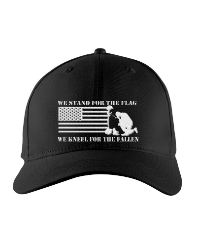 STAND FOR THE FLAG KNEEL FOR THE FALLEN