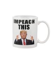 Trump Impeach This Mug front