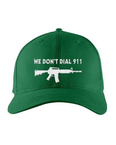 WARNING: WE DON'T DIAL 911