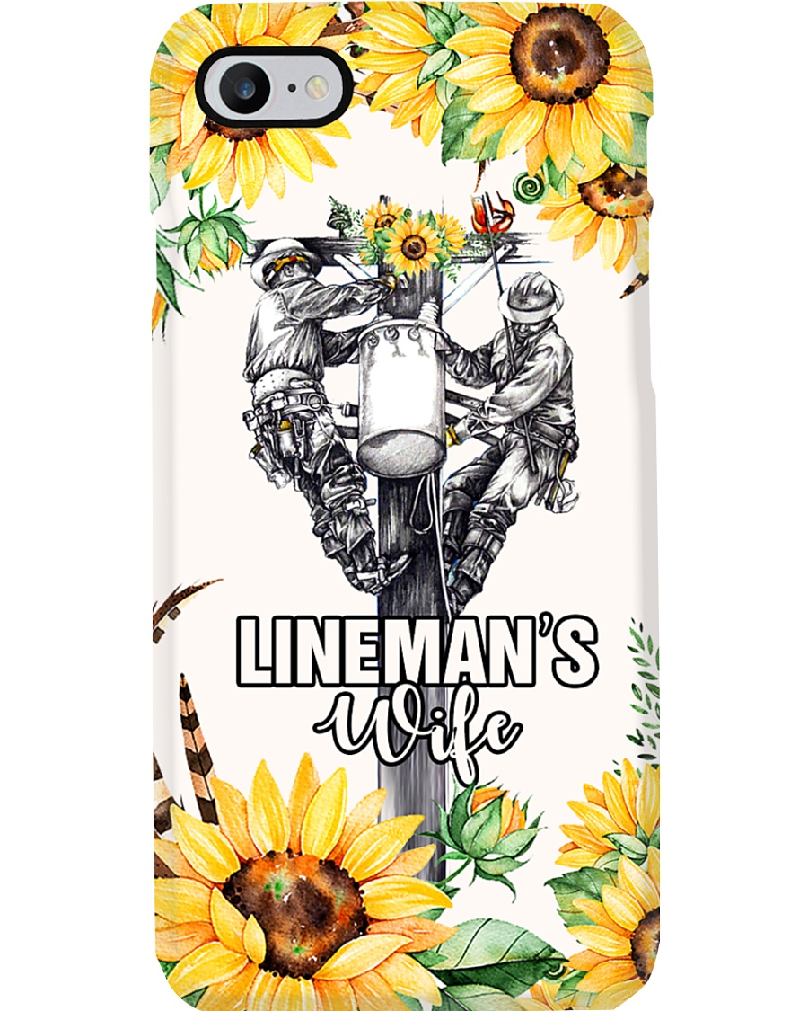 Lineman  Phone Case