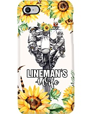 Lineman  Phone Case i-phone-7-case