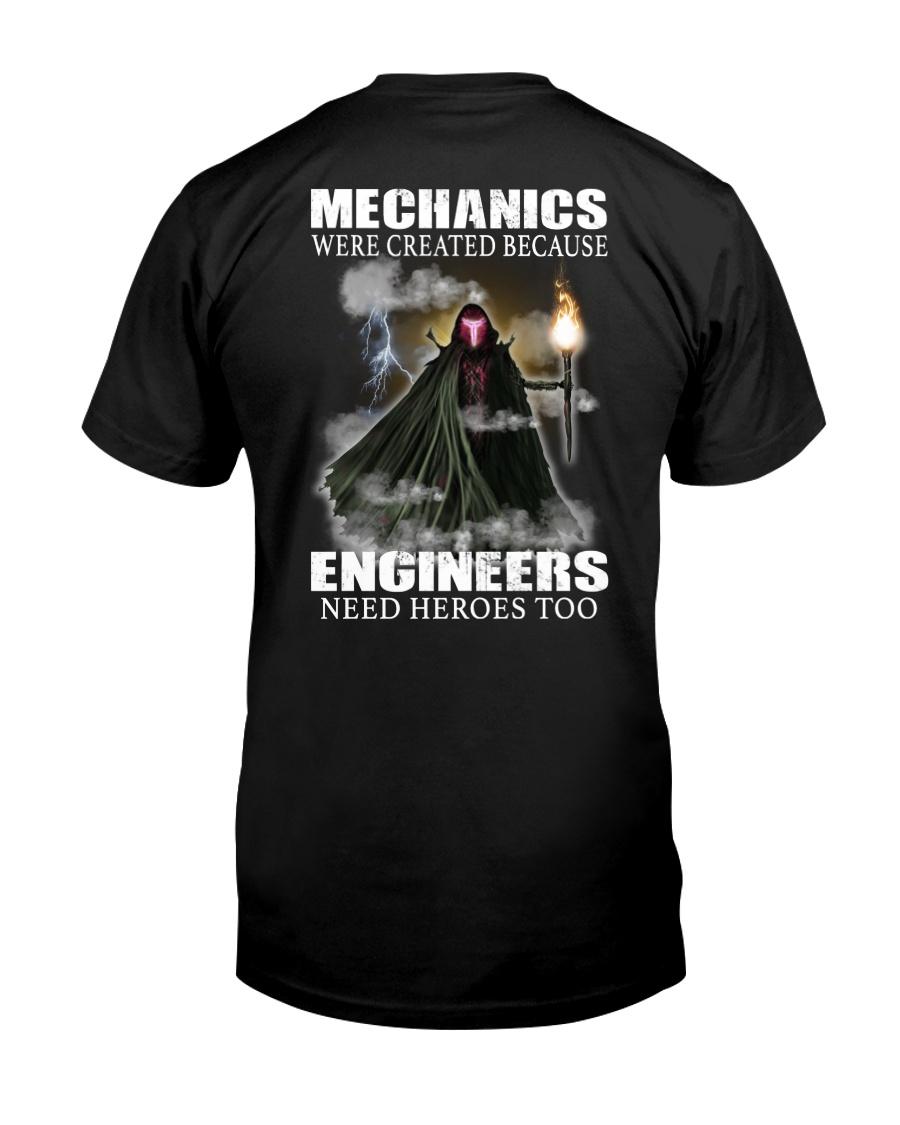 Mechanic hero Classic T-Shirt