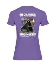 Mechanic hero Premium Fit Ladies Tee thumbnail