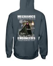 Mechanic hero Hooded Sweatshirt thumbnail