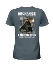 Mechanic hero Ladies T-Shirt thumbnail
