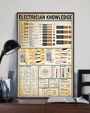 Electrician Knowledge 11x17 Poster lifestyle-poster-2