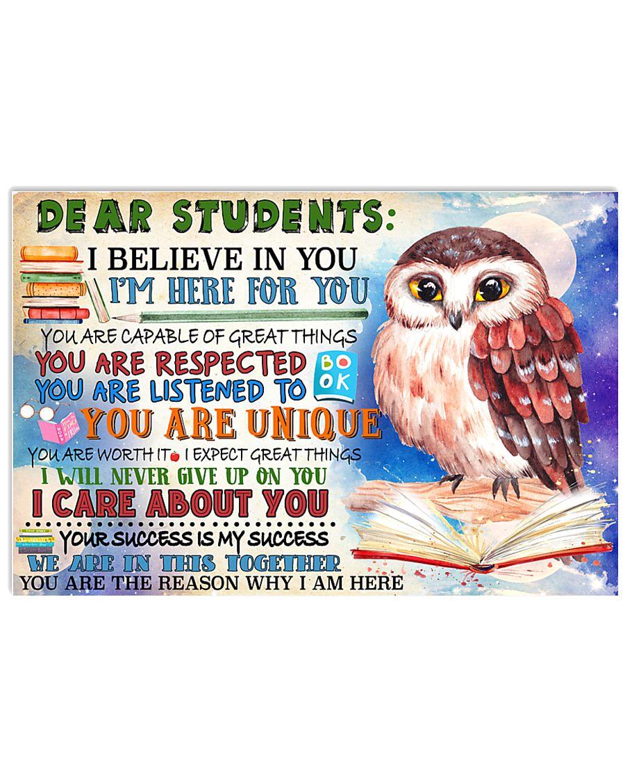 Teacher 17x11 Poster