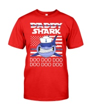 Sailor shark Classic T-Shirt front