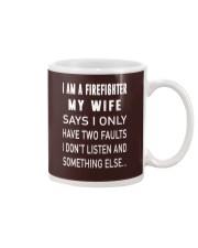 Firefighter Dad Mug thumbnail