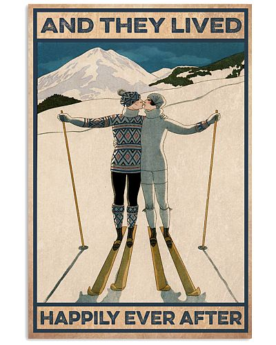 Skiing Happily Ever After