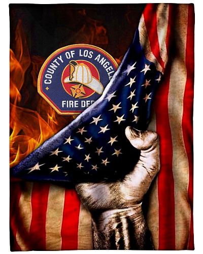 Firefighter LA Fire Department