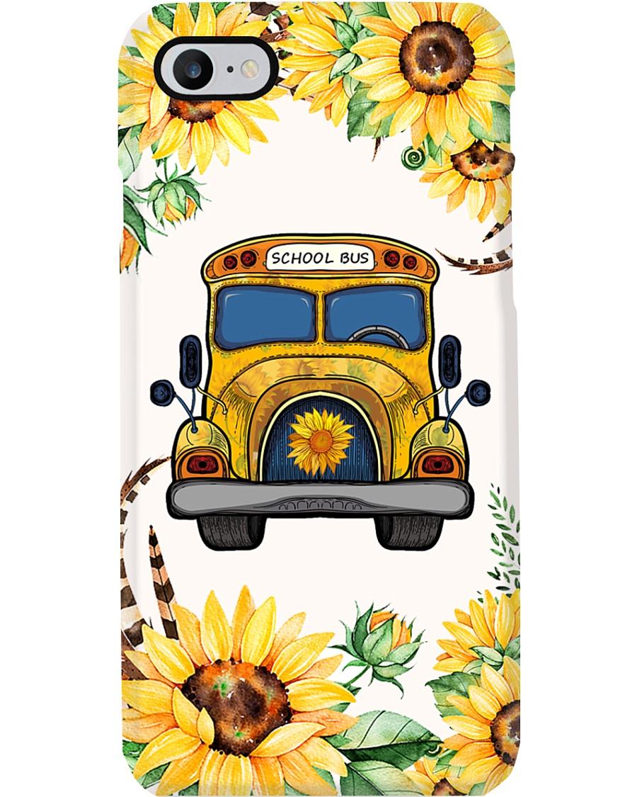 School Bus   Phone Case