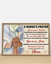 A Nurse's Prayer 36x24 Poster poster-landscape-36x24-lifestyle-03