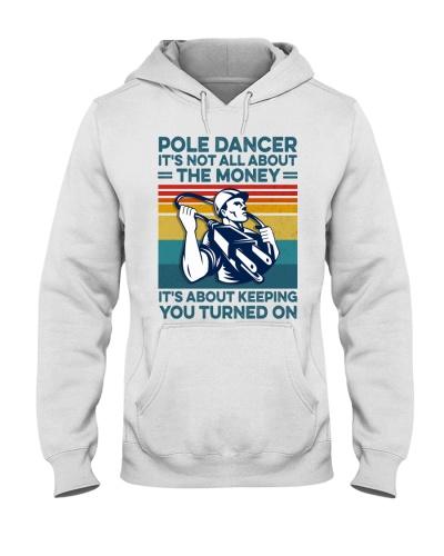 Lineman Pole Dancer