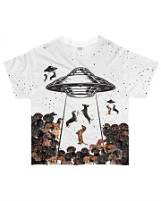 Dachshund  All-over T-Shirt front