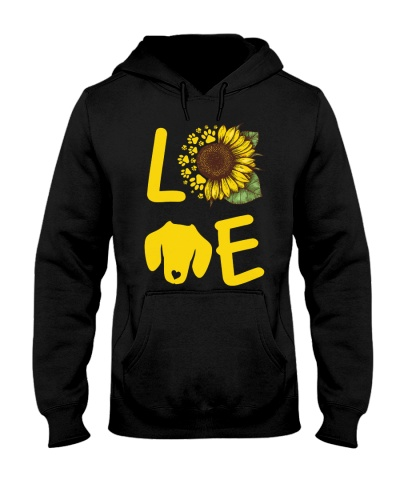Dog Sunflower