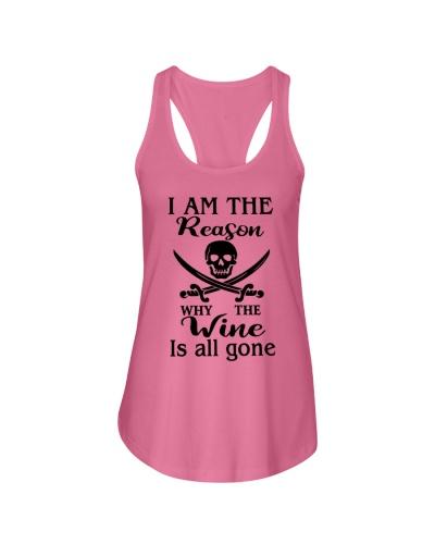 Wine i am the reason