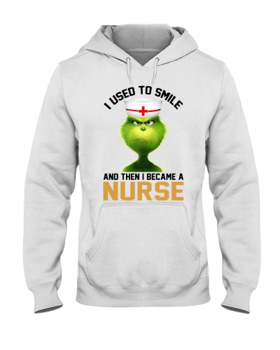 I used to smile and then i became a Nurse