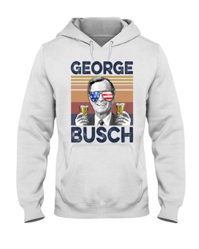 US Drink George Busch