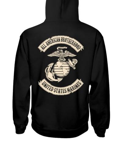 All american brotherhood US Marines