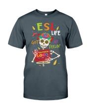 Unpoco esl Classic T-Shirt thumbnail