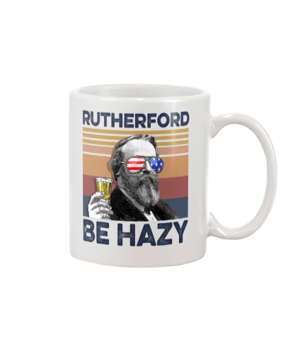 DrinkMugWhite Rutherford B Hazy
