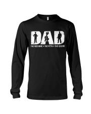 Dad - The Mechanic - The Myth - The Legend Long Sleeve Tee thumbnail