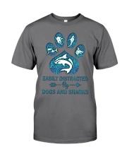 Dog Shark Premium Fit Mens Tee thumbnail