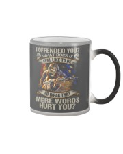 I Offended you  Color Changing Mug thumbnail