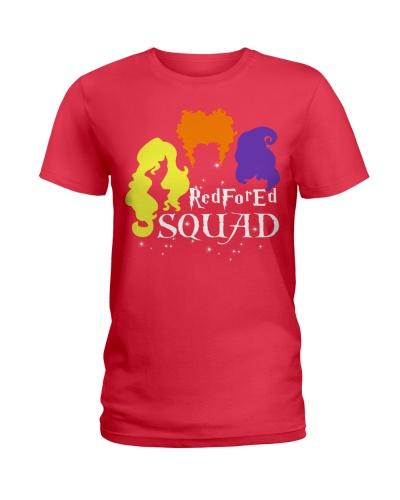 RedForEd Squad